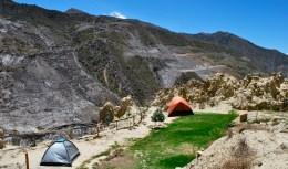 Colibri Camping, Jupapina