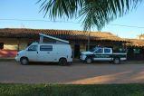 Street camping, San Rafael