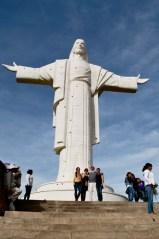 Cristo de la Concordia, Cochambama