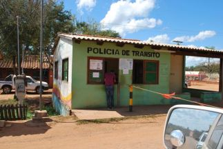 Bolivia missions: police stop