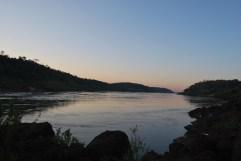 Rio Paraná, Puerto Iguazu, Argentina