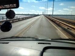 Bridge to Paraguay