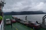 Ferry ride, Chile