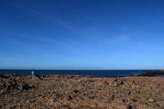 Camping at Cabo Dos Bahias