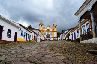 Tiradentes is beautifully preserved.