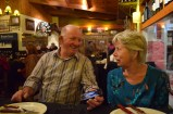 Argentina: Another lovely meal with mum and dad