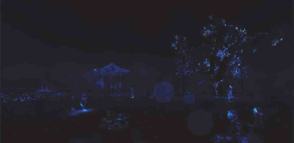 Still from Notes on Blindness: Into Darkness, courtesy of Sundance Institute