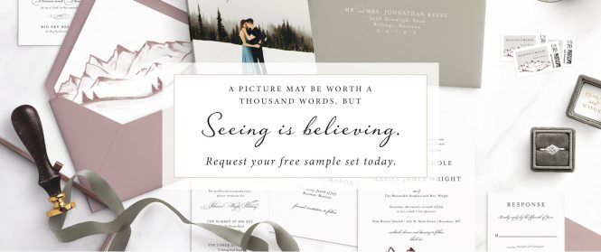 Free Wedding Invitation Samples Luxe
