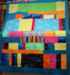 Fruit of the Spirit Quilt