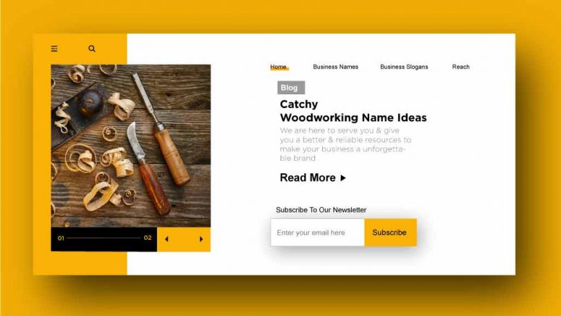 101+Unique Woodworking Business Names Ideas To Grow your ...