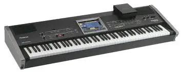 Roland RK300 Vima Recreational Keyboard reset