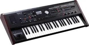 Roland VP-770 reset