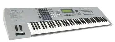 Yamaha Motif ES7 reset