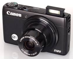 How To Reset Canon Powershot S120 12 1 Mp Cmos Digital Camera With 5x Optical Zoom