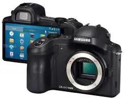 Samsung Galaxy NX reset