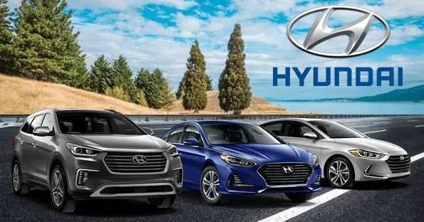 2016-2018 Hyundai Santa Fe Service Required Light Reset