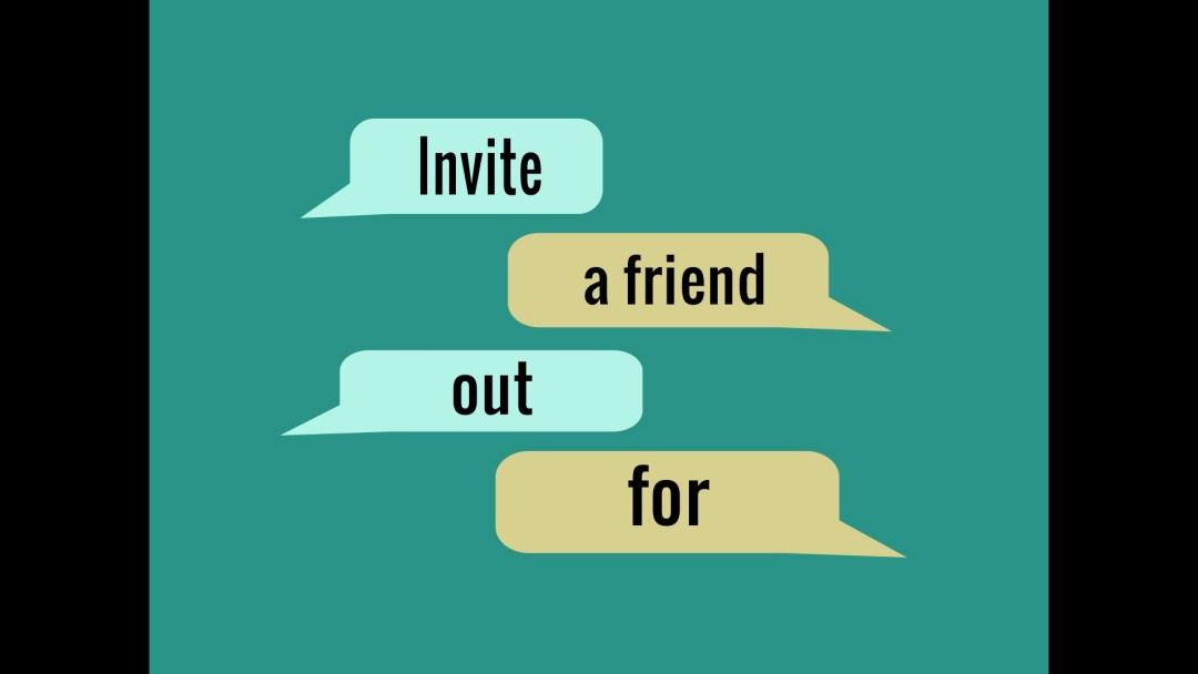 50 days invite a friend still