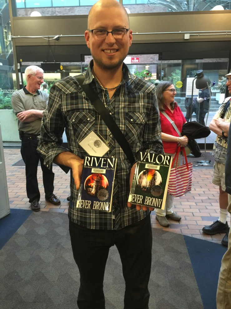 May 2016 second author event.JPG