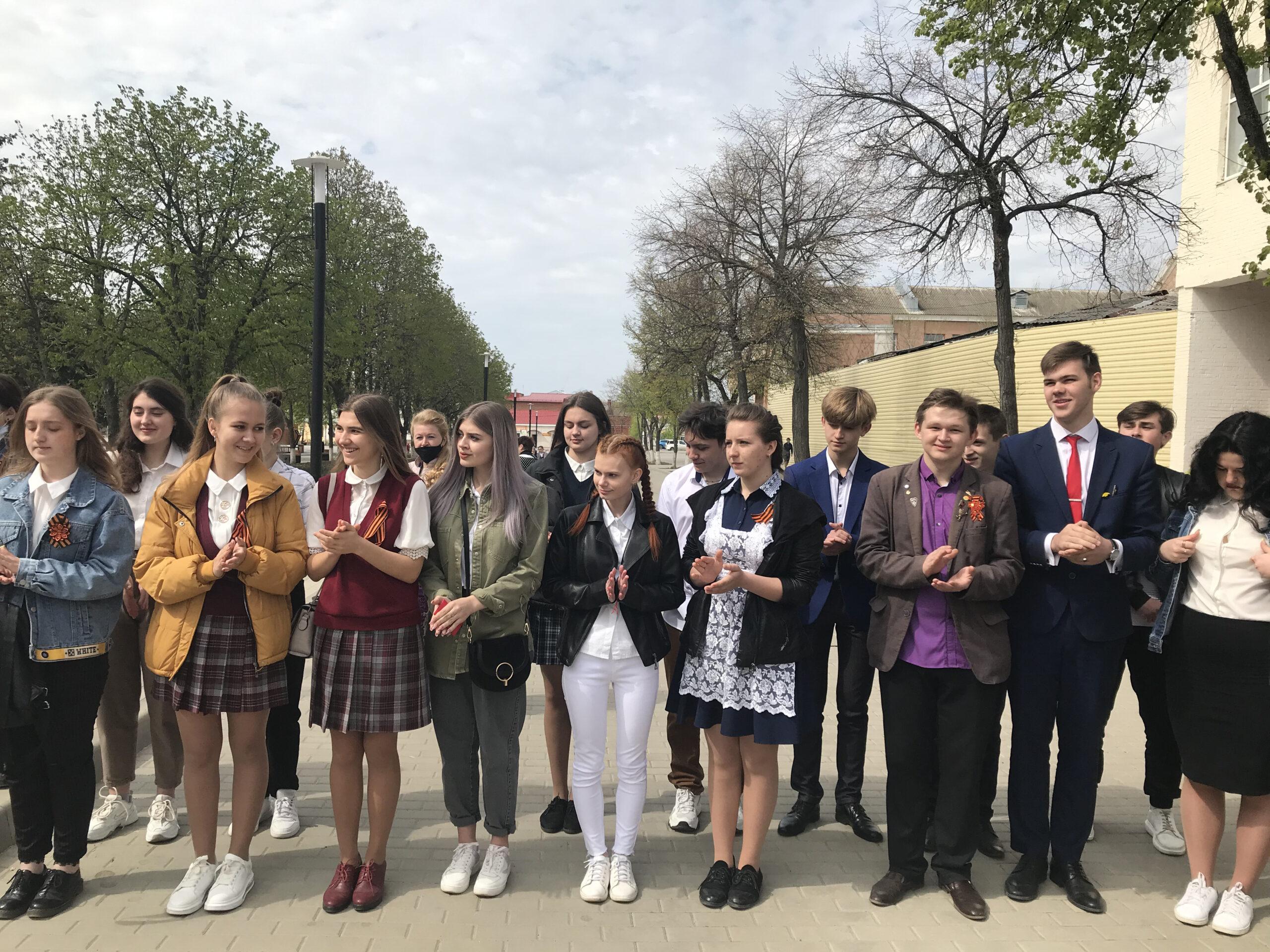 Юные парламентарии