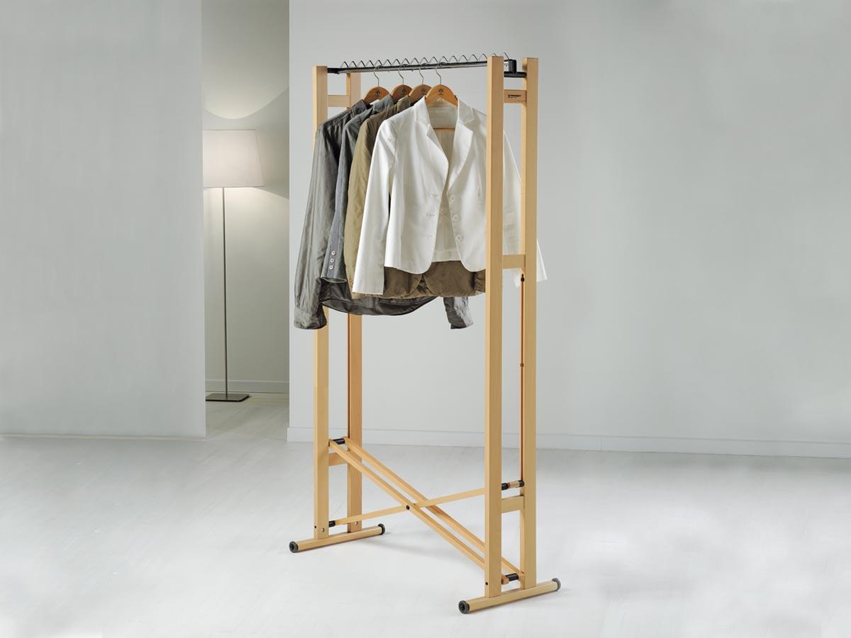 Utomhuskläder Hanger designidéer