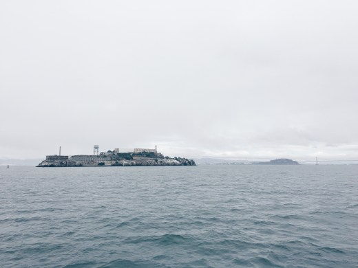 Alcatraz fr. Ferry Ride