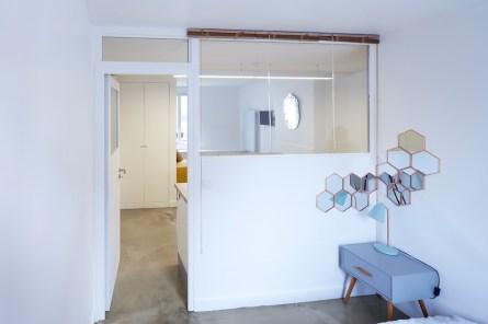 appartement rue Gutenberg, Paris 15e