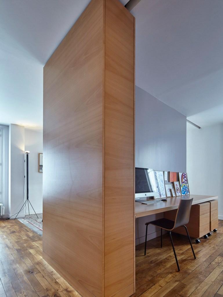 appartement rue Jehenne, Ivry-sur-Seine