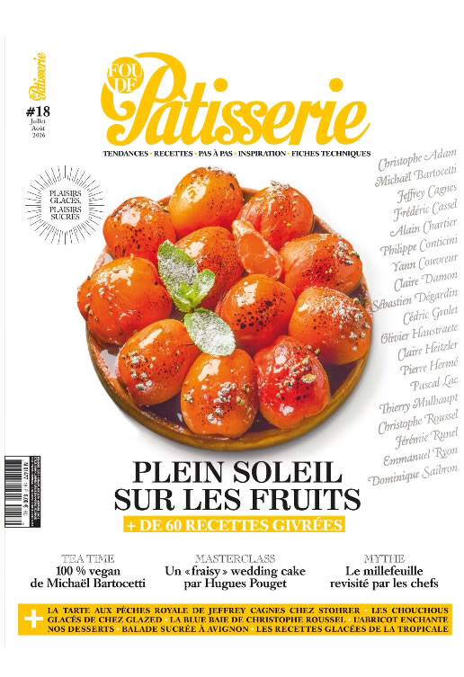 Fou de Patisserie (Mad for Patisserie) Magazine