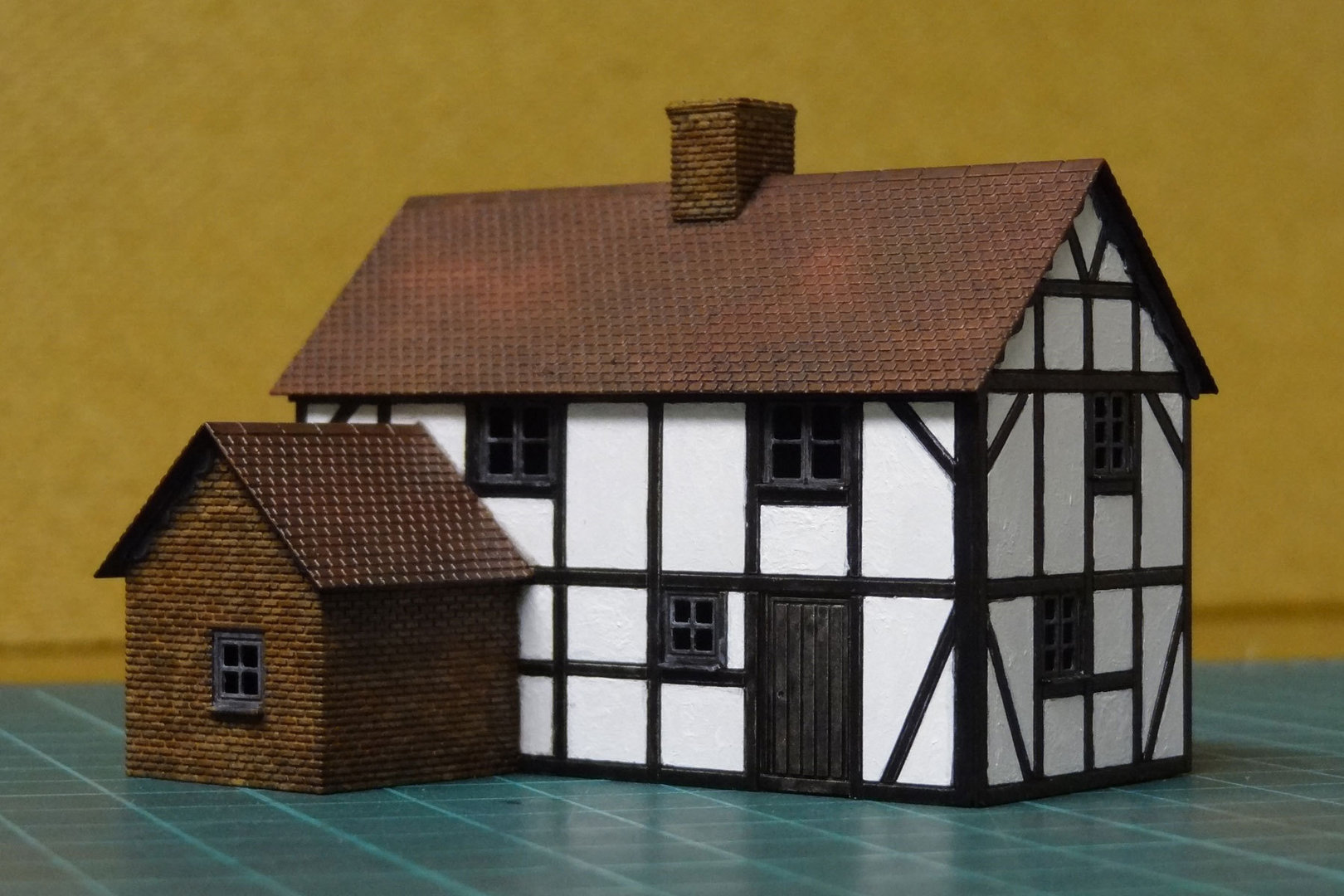 N2 Half Timbered House Severn Models