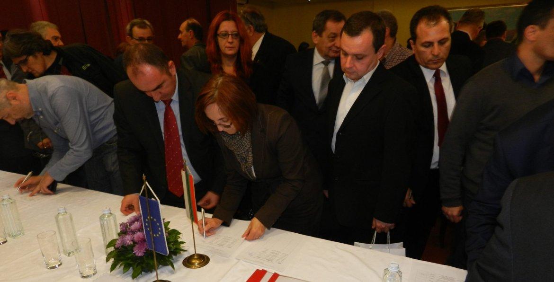 Нова европейска мрежа ще развива туризма в граничните области