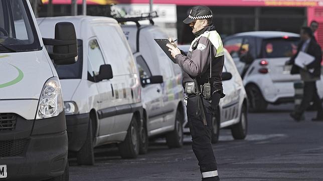 Este 2014 en Sevilla, un 25% menos de atestados por delitos contra la seguridad vial