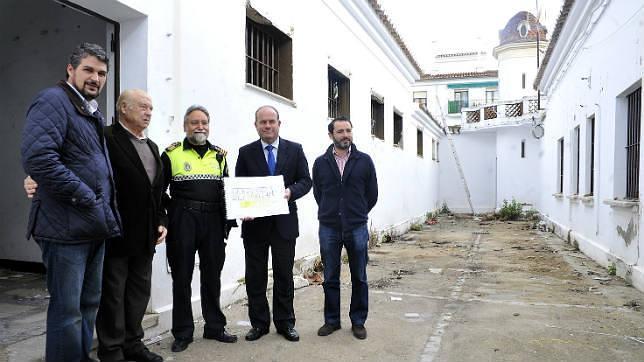 Antequera reforma la Jefatura de la Policía Local