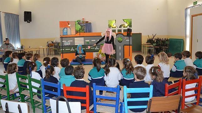 Casi 6.500 maireneros participaron en 2013 en actividades de Educación Vial