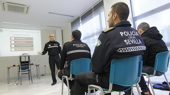 «Coaching» para policías