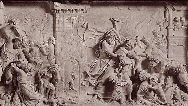 Herodes «el Grande», el Rey de la Biblia que fue acusado de la Matanza de los Inocentes
