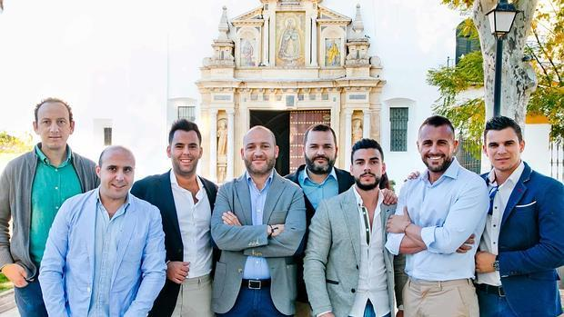 La asociación está formada por jóvenes empresarios de Utrera