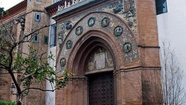 Resultado de imagen de convento Santa Paula Sevilla