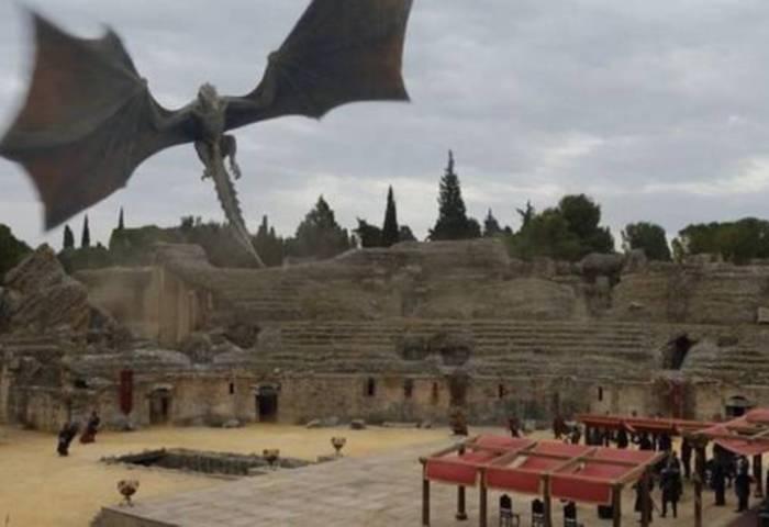 Itálica Se Convierte De Nuevo En Pozo Dragón En La última Temporada