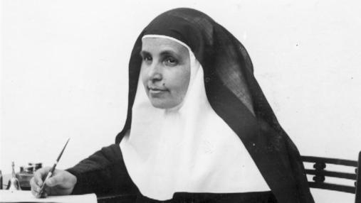 Santa Ángela de la Cruz, fundadora del Instituto