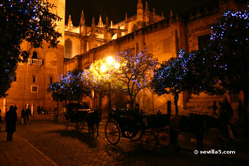 Christmas In Seville