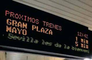 Los Bomberos aprenderán a solventar las emergencias en el metro.
