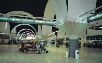 Entre enero y mayo el aeropuerto de Sevilla tuvo un total de 1,57 millones de viajeros