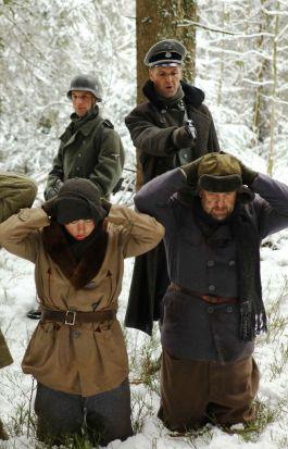 La película está ambientada en la Rusia de la Segunda Guerra Mundia y en la Guerra Civil española/ RTVA.