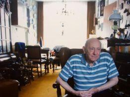 Jan Wijnbergen, superviviente del holocausto nazi/Sonia Folkmann
