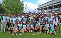 El equipo de Remo del Club Náutico Sevilla consiguió hasta diez medallas en el Campeonato de España/CNSevilla