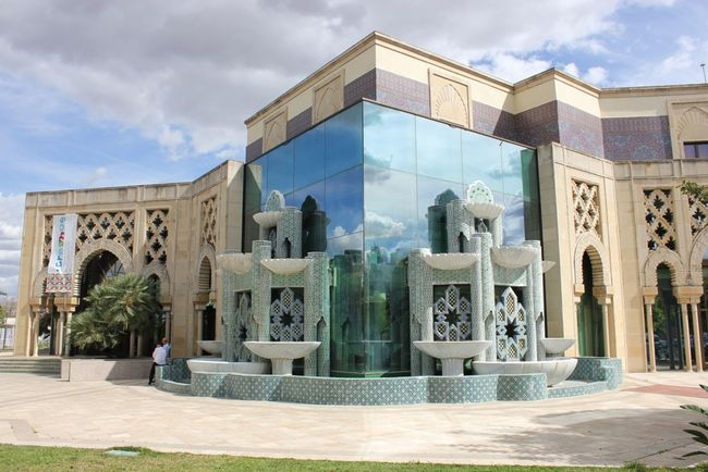 Pabellón de Marruecos de Expo'92/Christopher Rivas