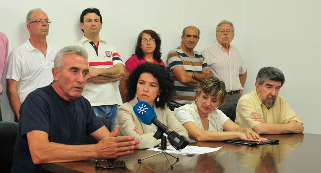 canamero-apoyo-Chamizo-andalucia