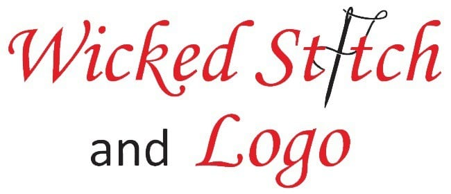 Wicked Stitch And Logo Screen Printing Embroidery California