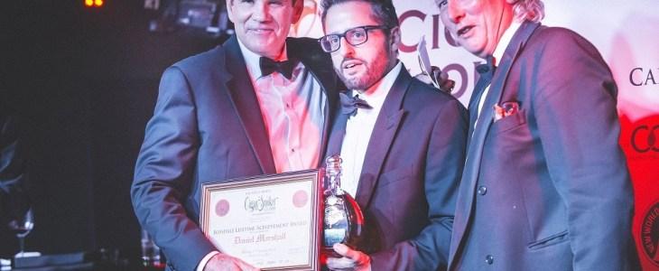 daniel marshall lifetine achievement award