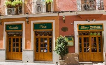 Restaurante barato Sevilla, Los Coloniales